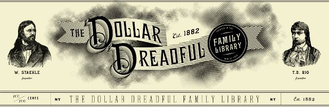 The Dollar Dreadful Family Library Logo