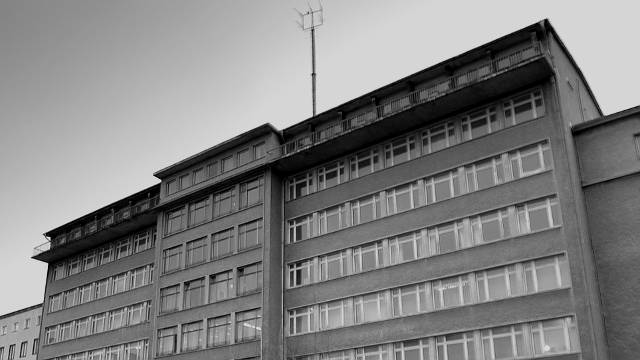 Stasi Hauptquartier