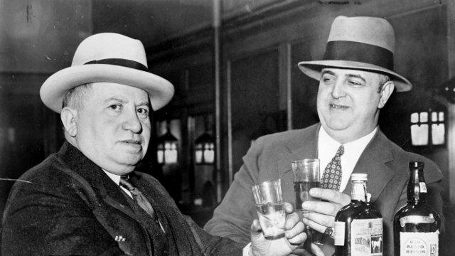 Izzy Einstein und Moe Smith