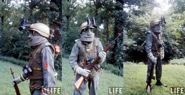 Soldat der Zukunft